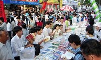 """Book fair """"Hanoi-The city for peace"""""""