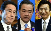 Japan, China, South Korea plan foreign ministerial talks in March