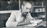 Studying and following President Ho Chi Minh's moral example in mass mobilization