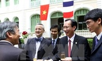 French National Day celebrated in Hanoi