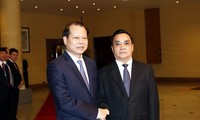 Laos praises Vietnam's achievement in poverty reduction