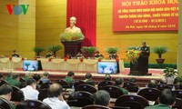 Workshop to mark 70th anniversary of Vietnam People's Army General Staff