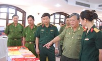 Book exhibition to mark 70th anniversary of Vietnam People's Police Force