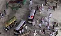 107 people are killed in Mecca crane collapse