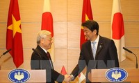 Vietnam-Japan relations developed