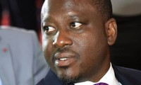 Ivory Coast protests French warrant for parliament speaker Guillaume Soro