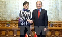 Vietnam wants to boost comprehensive strategic cooperation with China