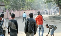 At least 100 people injured in clash in Nepal's Janakpur town