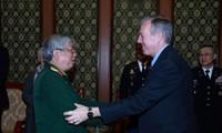 Vietnam, US expand marine security cooperation