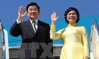 President Truong Tan Sang begins a visit to Tanzania