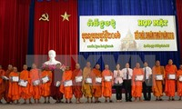 Meeting to mark Khmer Chol Chnam Thmay