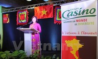 Vietnamese goods week successful in France