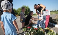Ukraine commemorates victims of MH17 tragedy