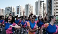 Rio Olympic Village officially opens