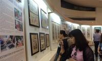Vietnamese folk paintings preserved