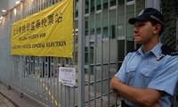 Hong Kong, China, elects Legislative Council