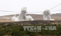 Israel launches airstrike against Syria army