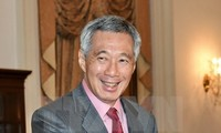 Prime Minister Lee Hsien Loong visits India