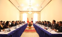 Vietnam, Laos to develop joint power projects
