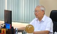 Teacher Nguyen Trong Vinh, outstanding citizen of Hanoi