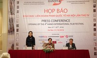 Hanoi International Film Festival opens