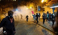 Turkey warns citizens traveling to US amid anti-Trump protests