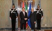 Italy, Vietnam foster strategic partnership