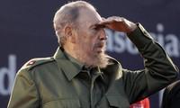 World leaders offer condolences over Fidel Castro's death