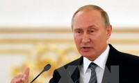 Russian President seeks better ties with Germany