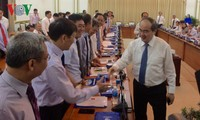 Ho Chi Minh City boosts friendship and cooperation with other countries