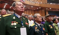 Meeting marks War Invalids and Martyrs' Day