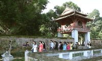 Temple of Literature launches audio guide service for tourists