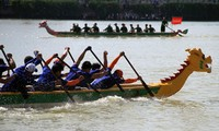 Hanoi to hold its 1st dragon boat racing festival