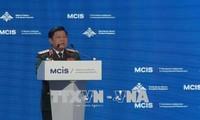 Vietnamese defense minister stresses importance of MCIS