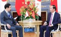 President: Vietnam–Japan ties at their best