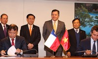 Deputy Prime Minister concludes visit to Chile