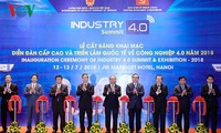 PM attends Industry 4.0 Summit and Expo 2018