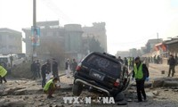ISIS claims responsibilities for suicide bombing targeting Afghan vice president
