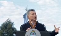 Argentina ready to host US military bases