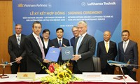 German firm to provide technical support for Vietnam Airlines' Airbus A350