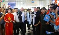 Premier League trophy tours Vietnam