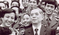 Party leader Nguyen Van Linh, initiator of Vietnam's renewal