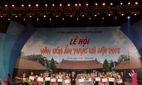 Festival showcases Hanoi's best foods