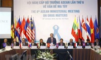 ASEAN countries persistent in building drug-free community