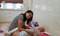 Hanoi's mum brings hope to children with epidermolysis bullosa