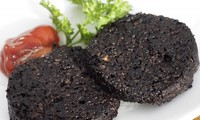 Scotland's black pudding