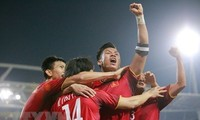 Asian media lauds Vietnam's victory at AFF Suzuki Cup semifinals