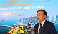 International workshop seeks to boost cruise tourism