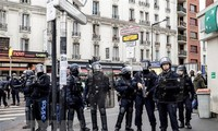 France tightens security in Paris
