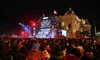 New Year 2019 celebrated in Vietnam